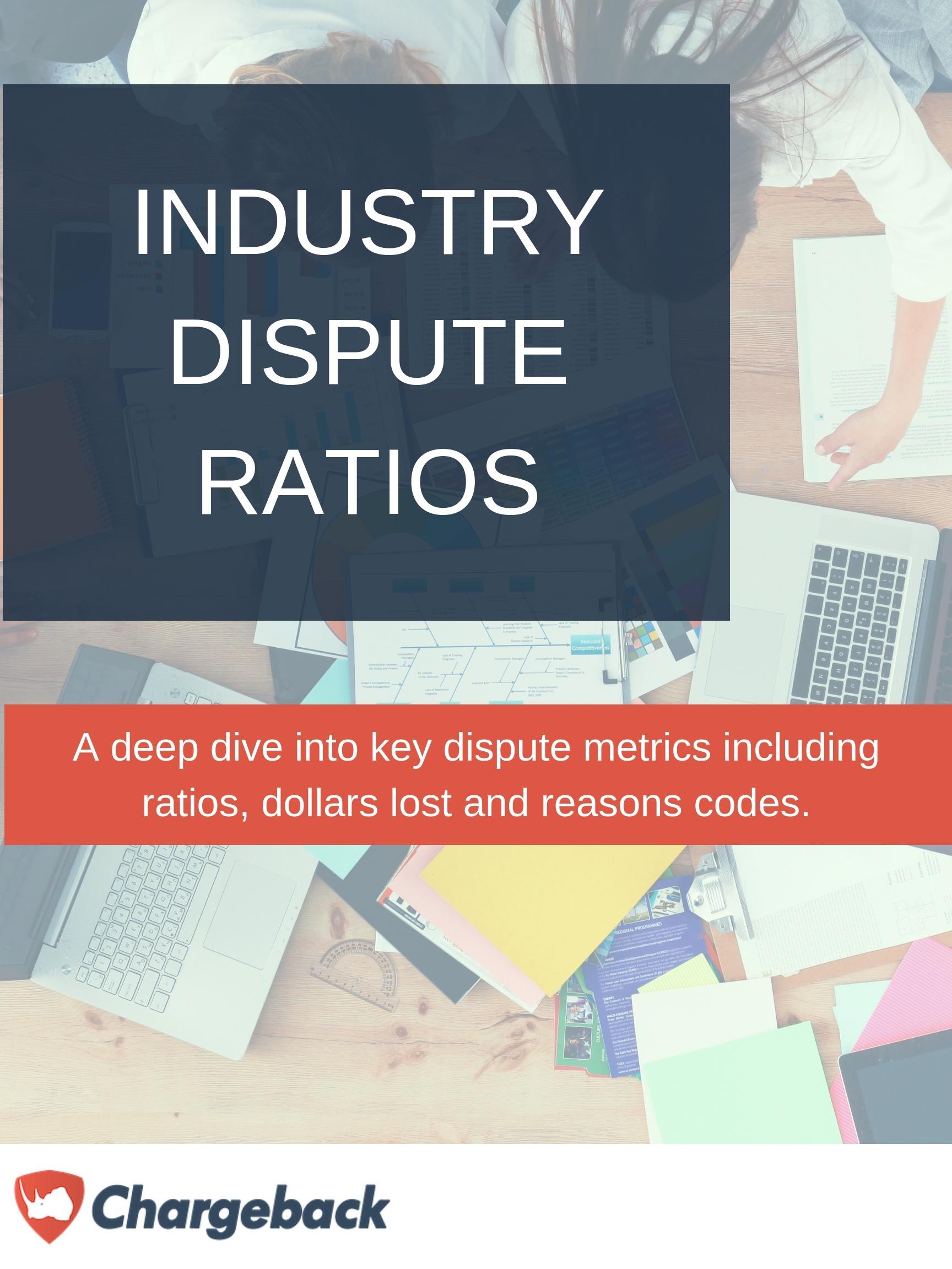 Industry Dispute Ratios (3)