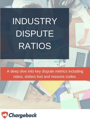 Industry Dispute Ratios (3)